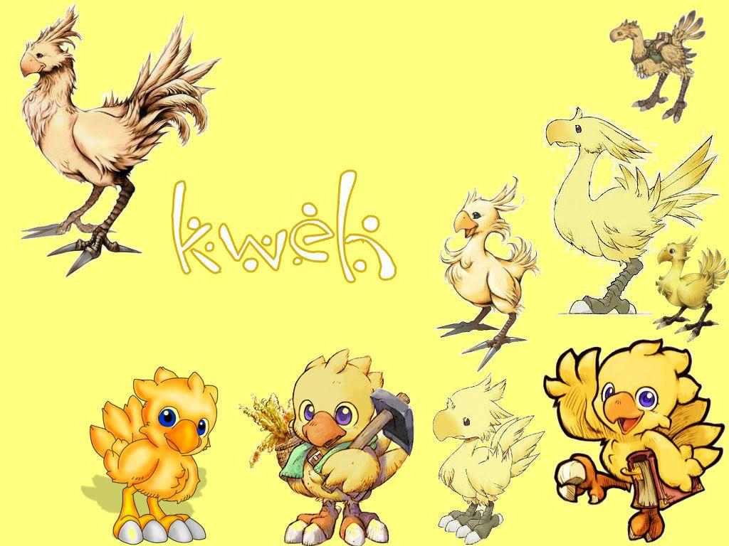 Chocobo Wallpapers - W...