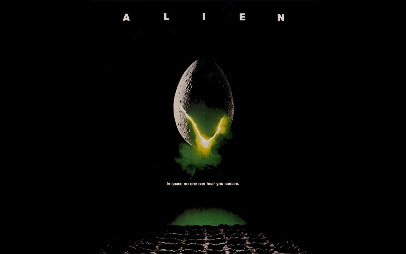 Alien Movie Widescreen Wallpaper