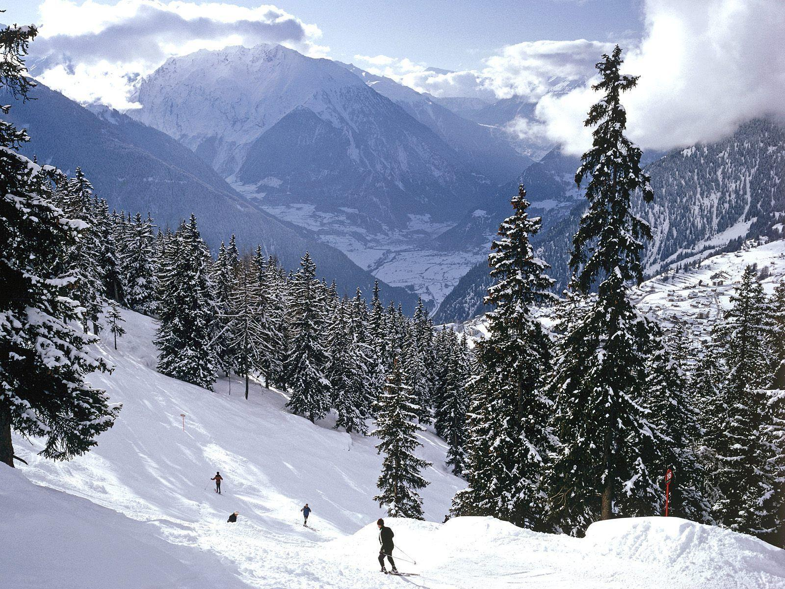 Swiss Alps Wallpaper | Wallpaper Download