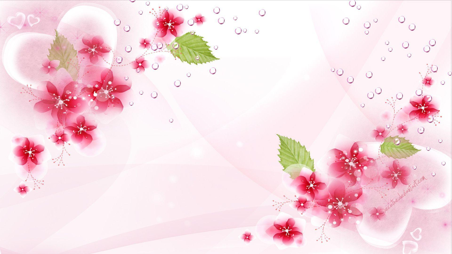 Rose Flowers Backgrounds