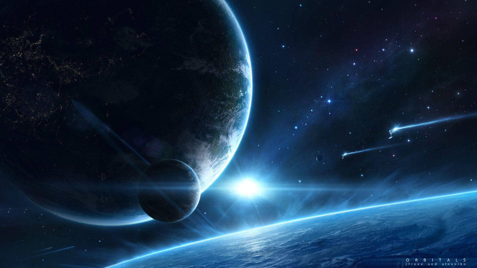 1920x1080 Space Wallpapers Wallpaper Cave