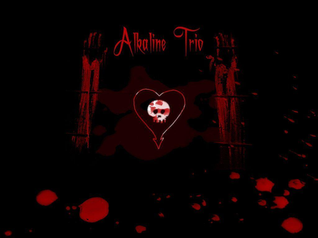 Images For > Alkaline Trio Logo Tattoo