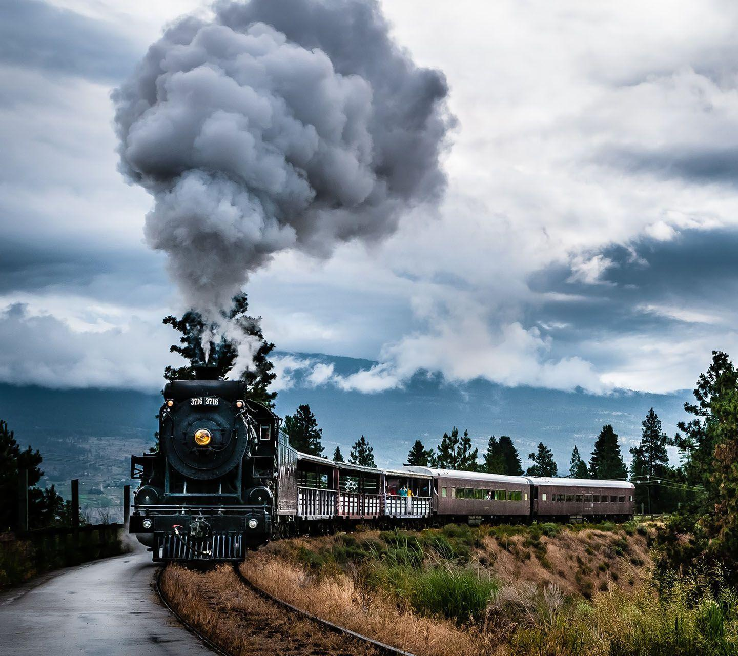 Wallpapers Of Trains: Steam Engine Wallpapers