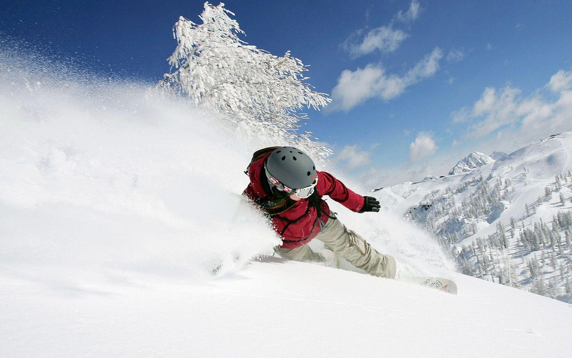 Snowboarding Wallpapers HD - Wallpaper - 293.7KB