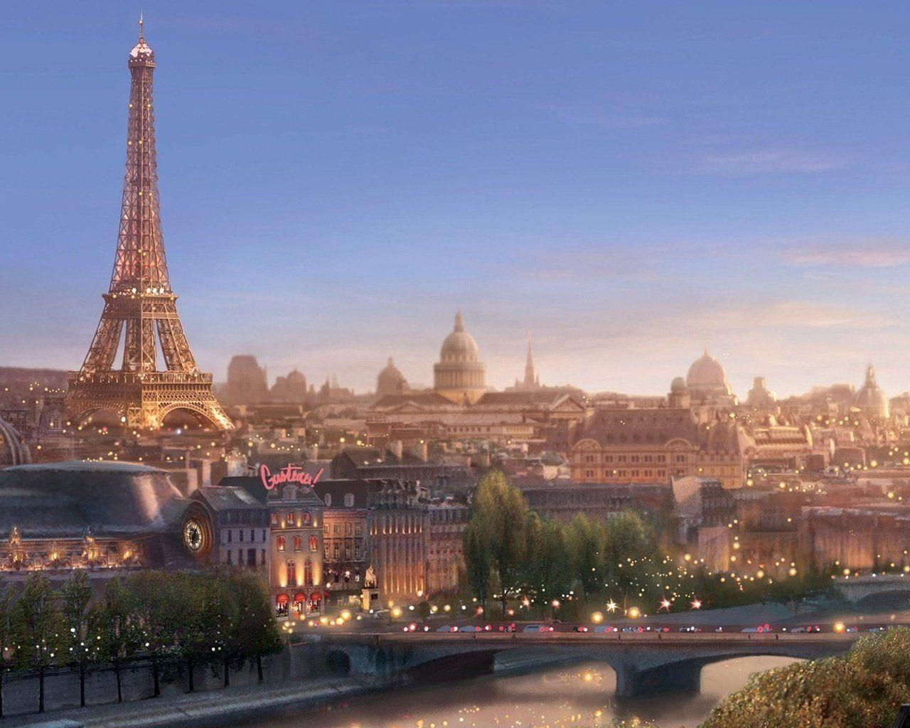 Paris Desktop Wallpapers - Wallpaper Cave