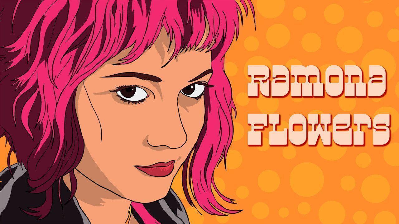 Ramona Flowers Wallpapers Wallpaper Cave