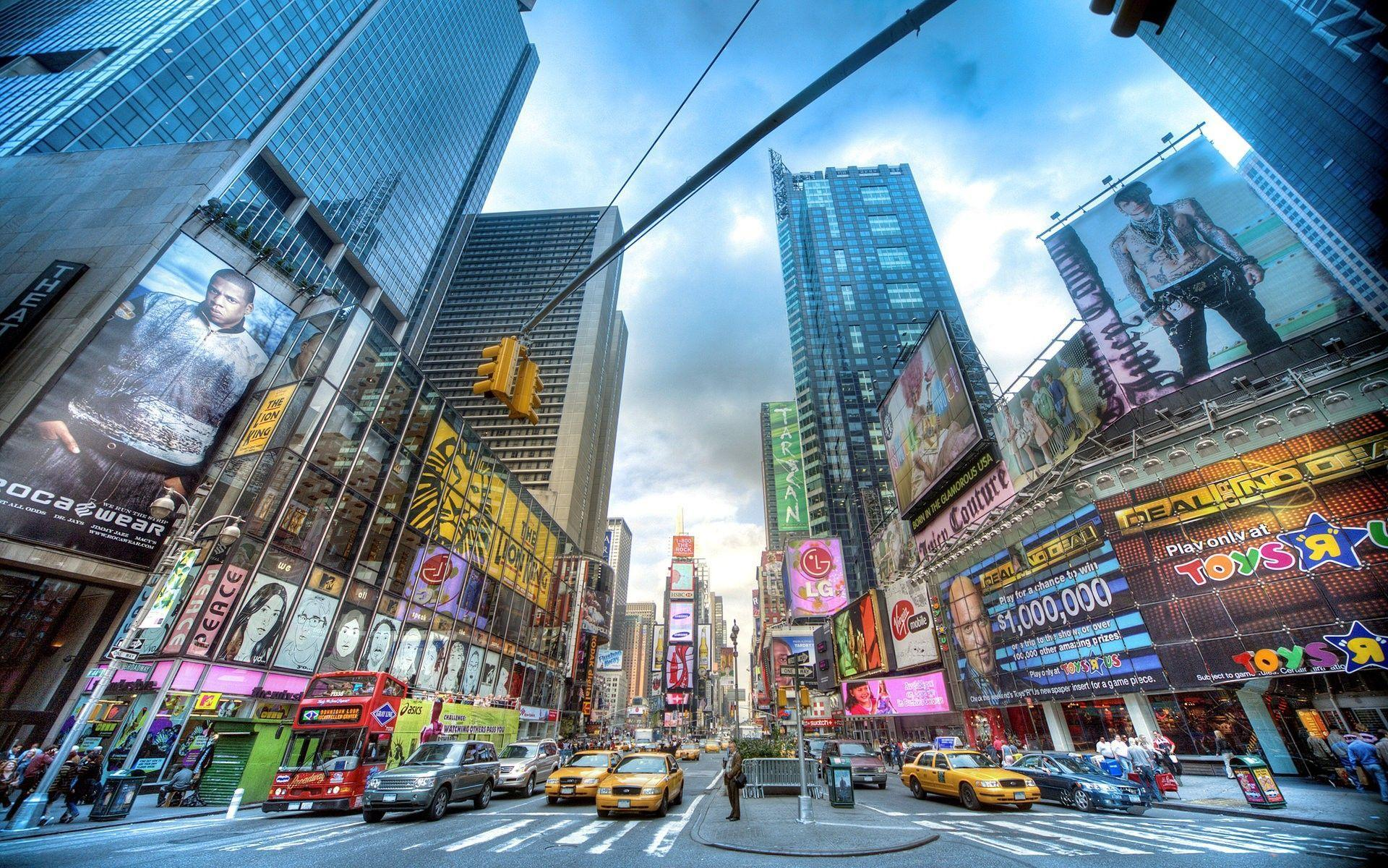 Times Square wallpaper - 1033719