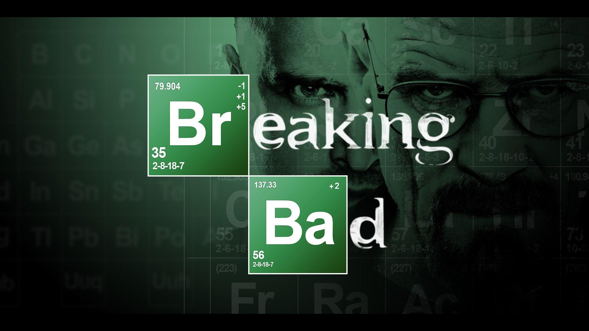 Wallpapers For > Breaking Bad Logo Wallpapers Hd