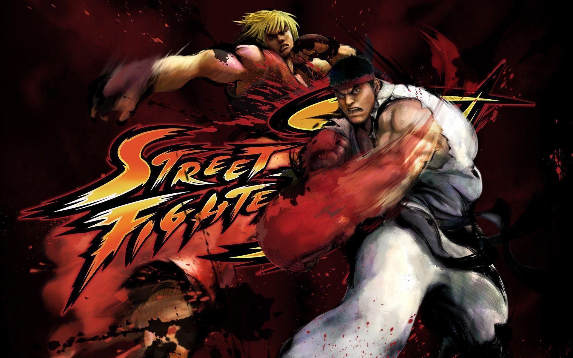 Street Fighter 5 Wallpaper: Street Fighter Wallpapers
