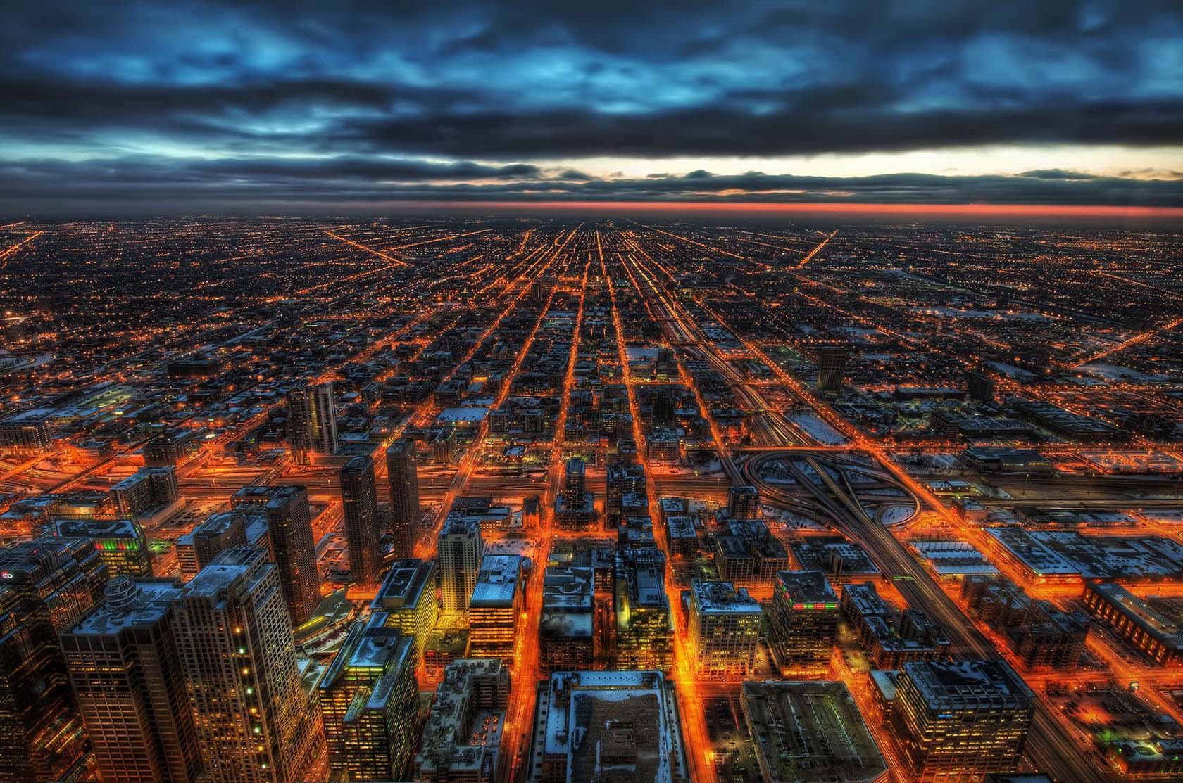 Wallpaper Chicago Wallpapers 2560x1403PX ~ Chicago Wallpaper #