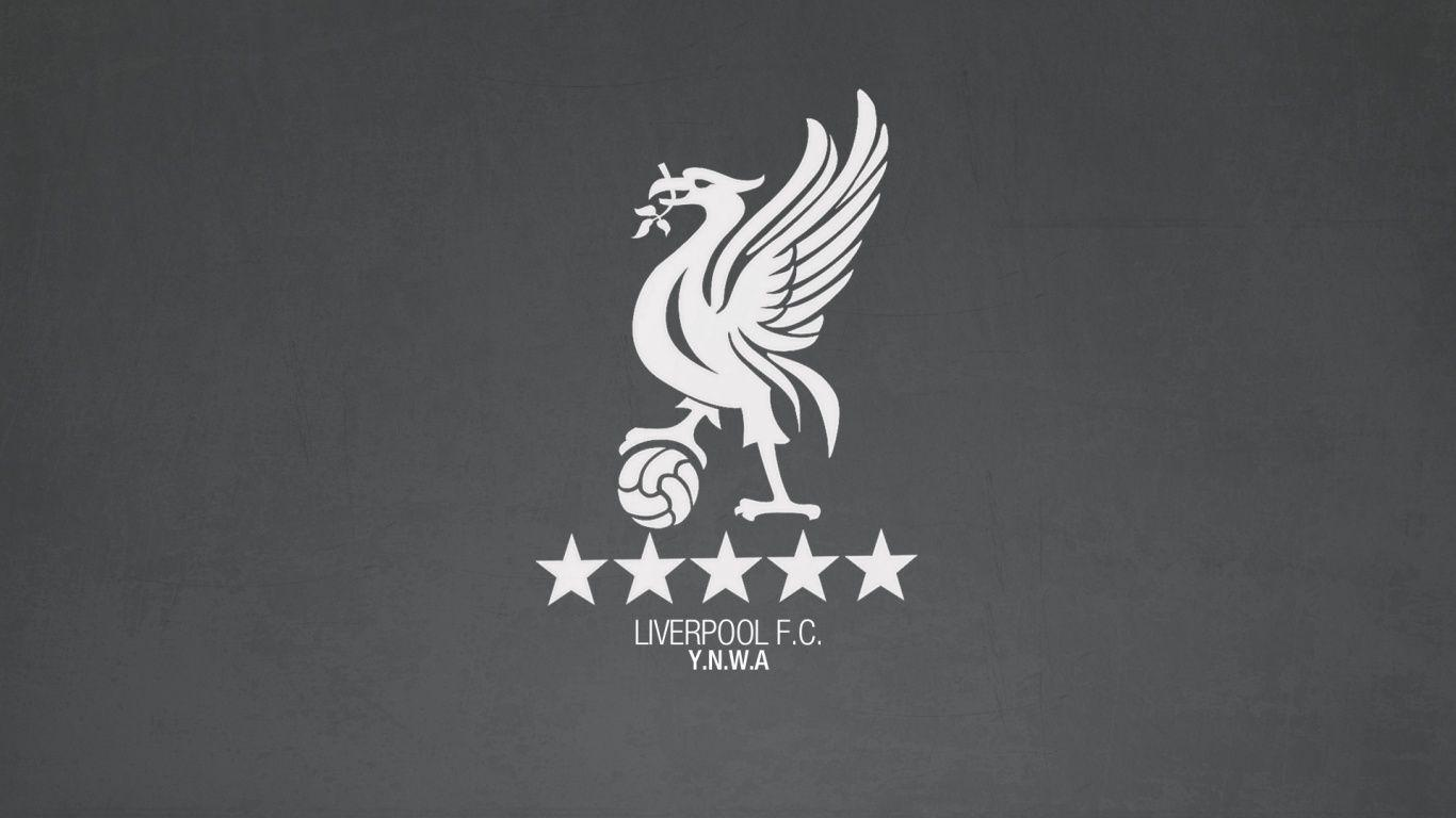 1366x768 Liverpool FC YNWA desktop PC and Mac wallpaper