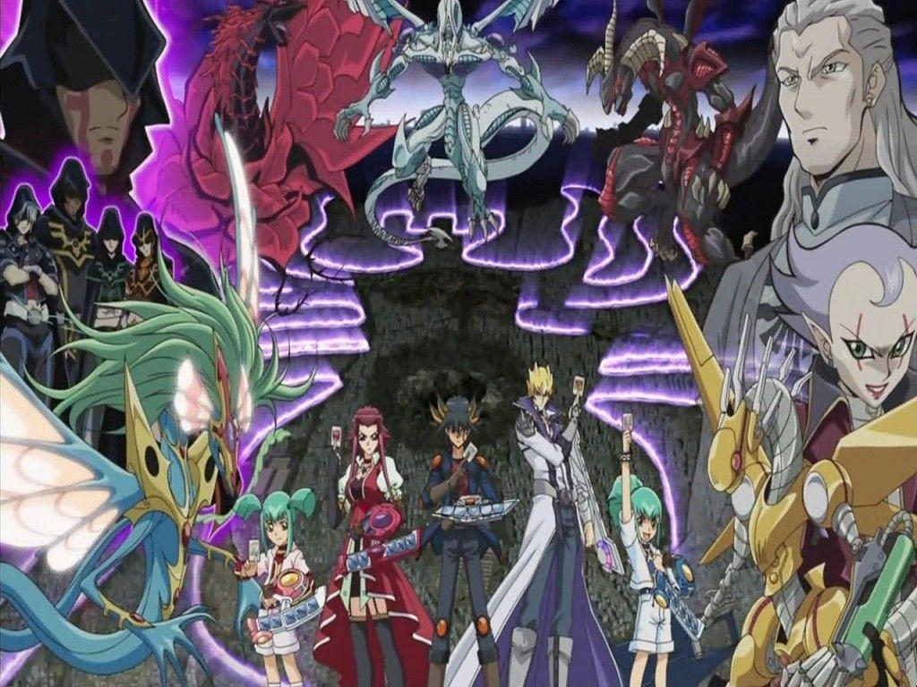 yugioh backgrounds synchro - photo #23