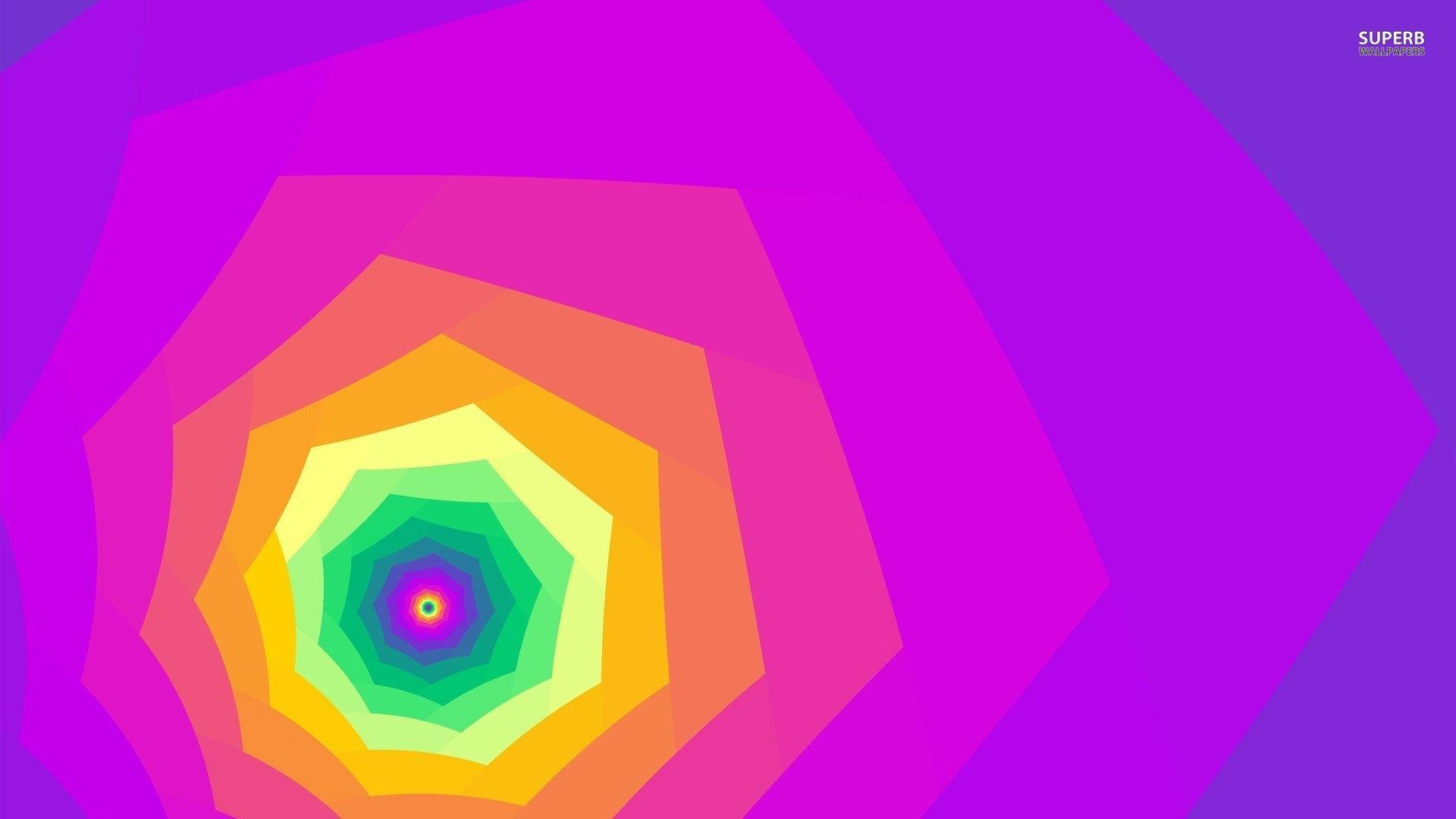 Bright Colors Wallpaper