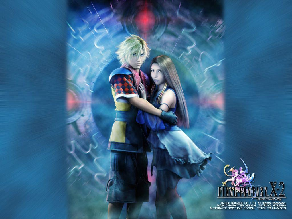 Ffx 2 Wallpapers Wallpaper Cave