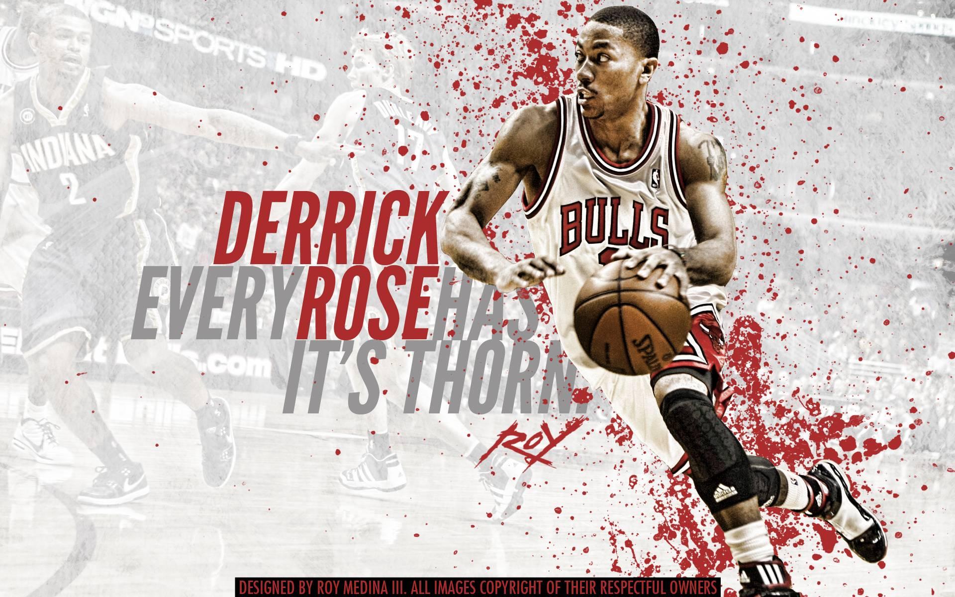 Derrick rose wallpapers wallpaper cave - Derrick rose cool wallpaper ...
