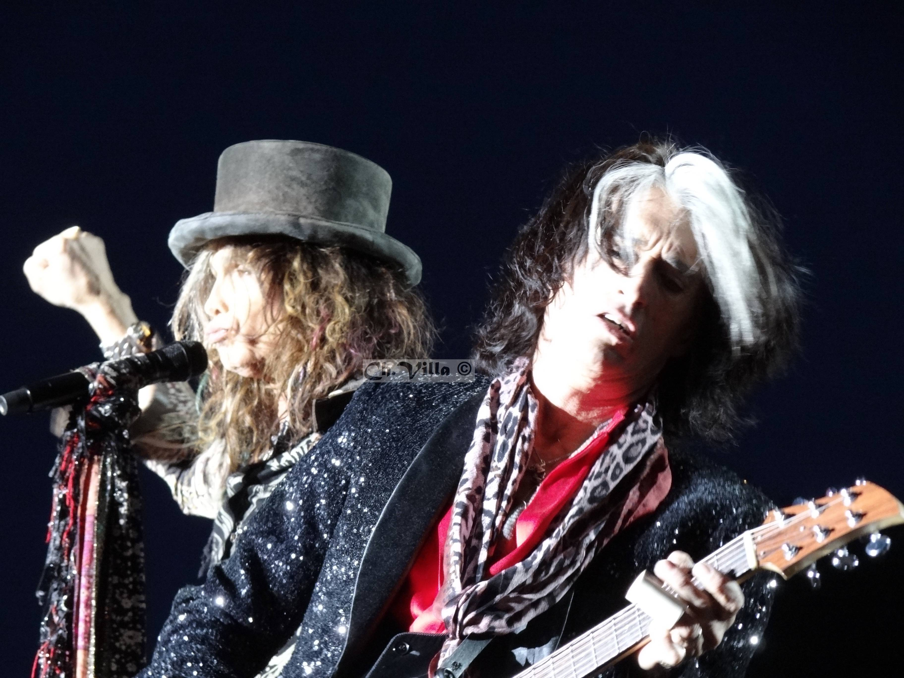 Steven Tyler and Joe Perry HD Wallpapers