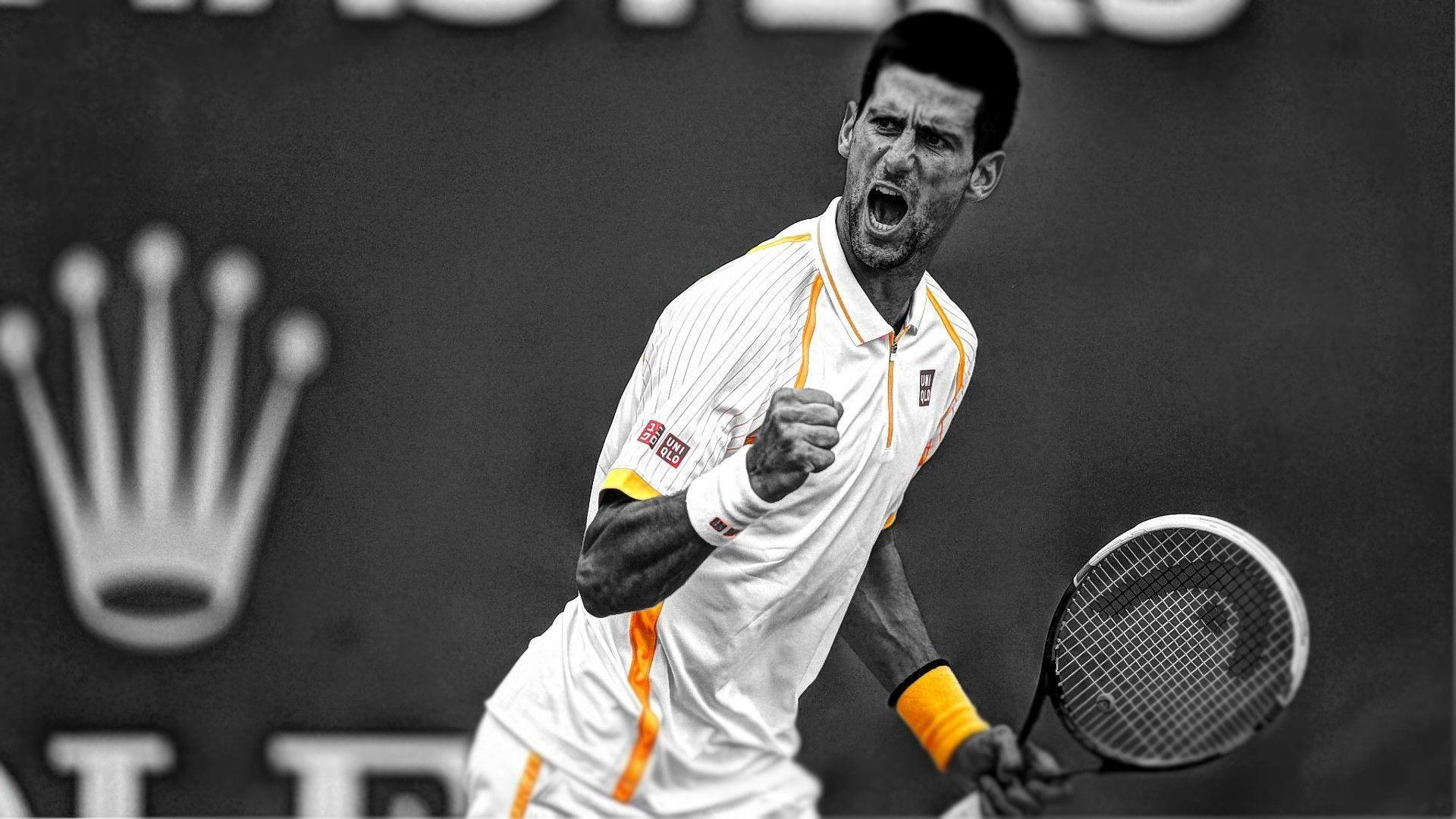 Novak Djokovic HD Wallpaper 1920x1080