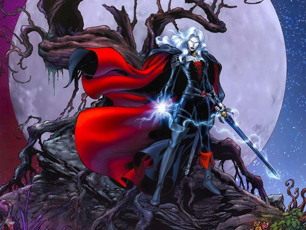 Lady Death Wallpapers Wallpaper Cave