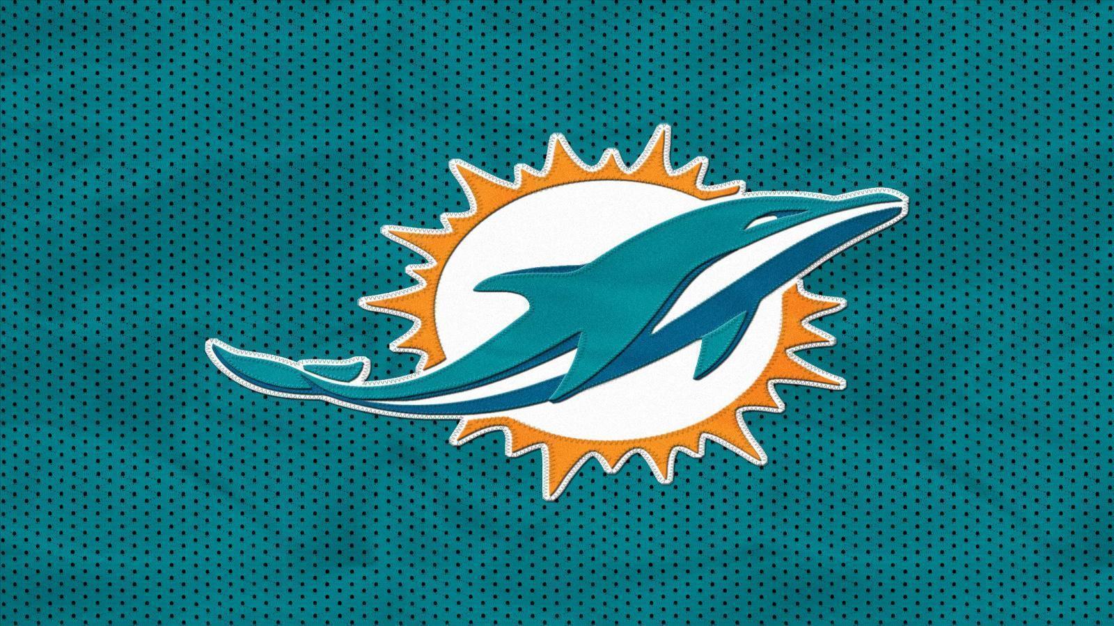 Miami Dolphins Logo Wallpaper 2015