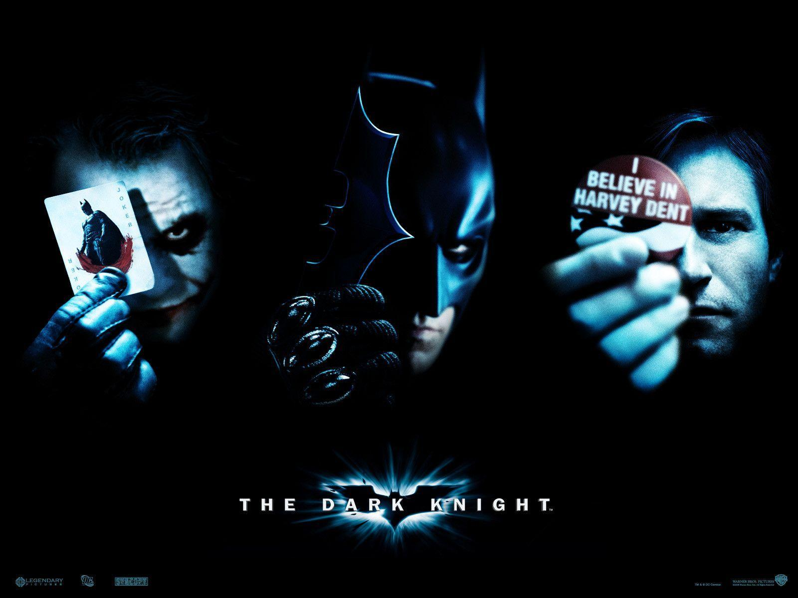 347 The Dark Knight Wallpapers