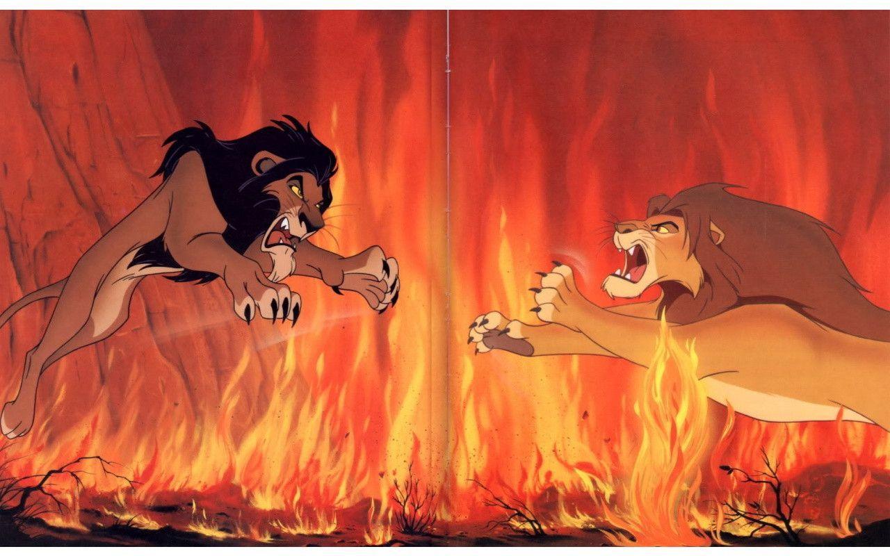 Hd Lion King Wallpaper: Simba Wallpapers