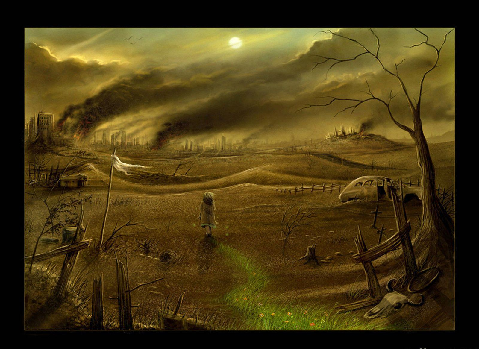Apocalyptic Backgrounds - Wallpaper Cave
