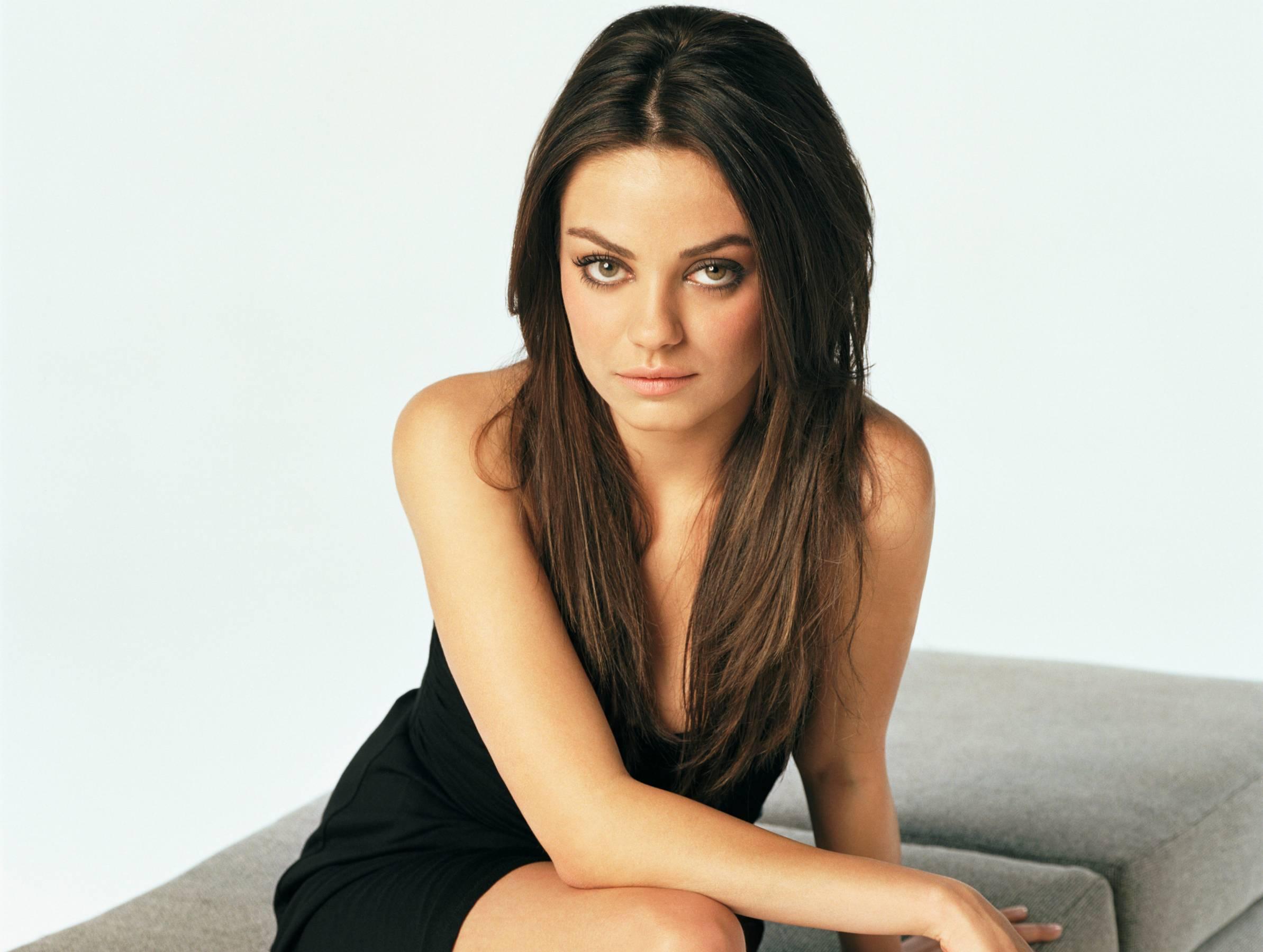 Mila Kunis Wallpaper 39277 in Celebrities F - Telusers.com