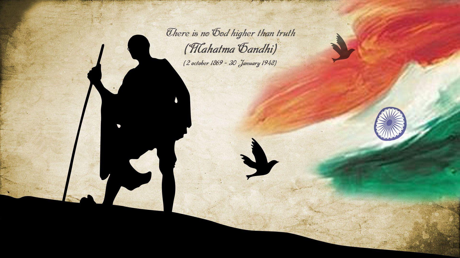 Mahatma Ghandi Indian HD Wallpapers | HD Wallpapers | Desktop ...