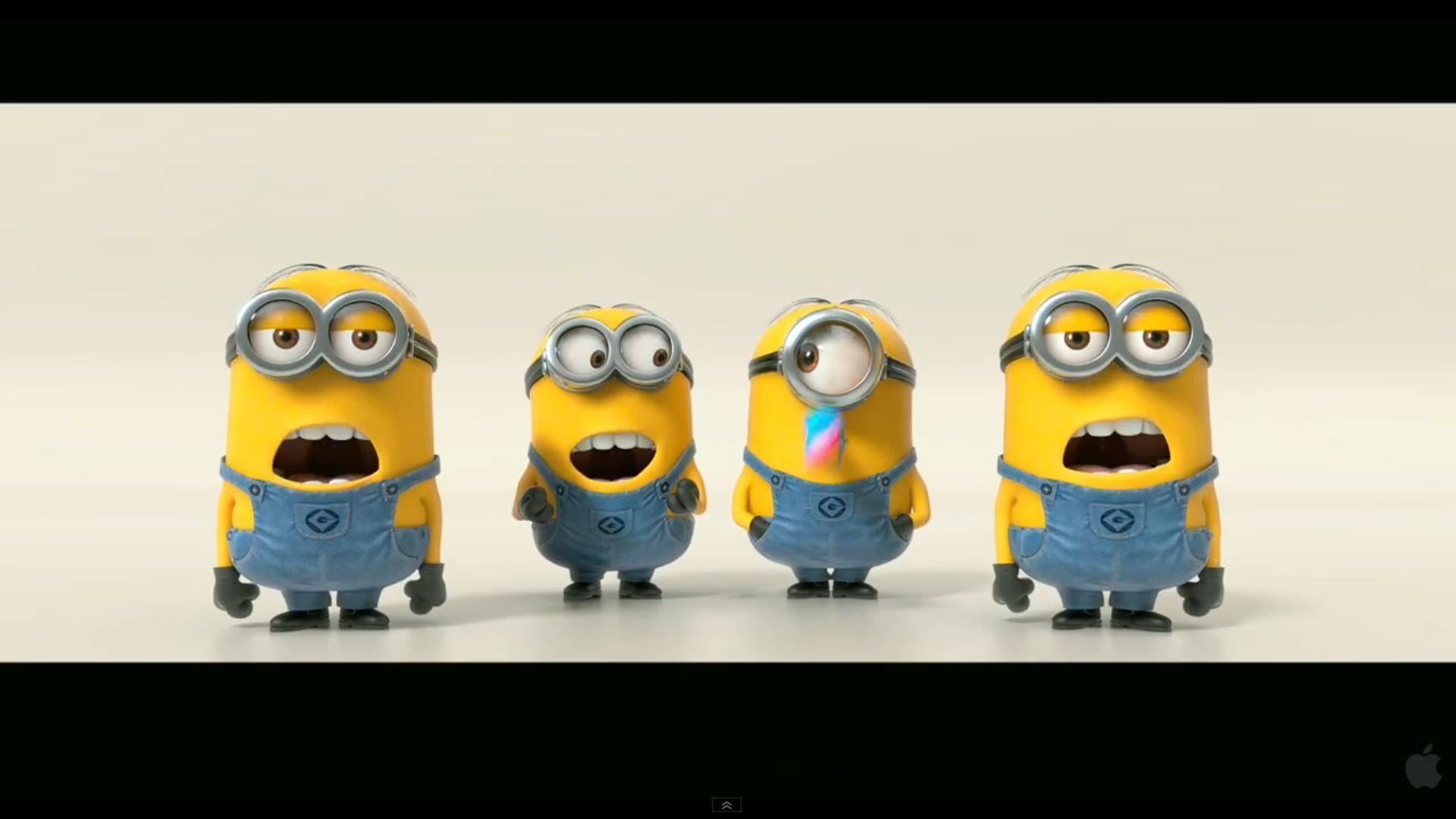 Minions Wallpaper For Bedroom Despicable Me Minions Backgrounds Wallpaper Cave