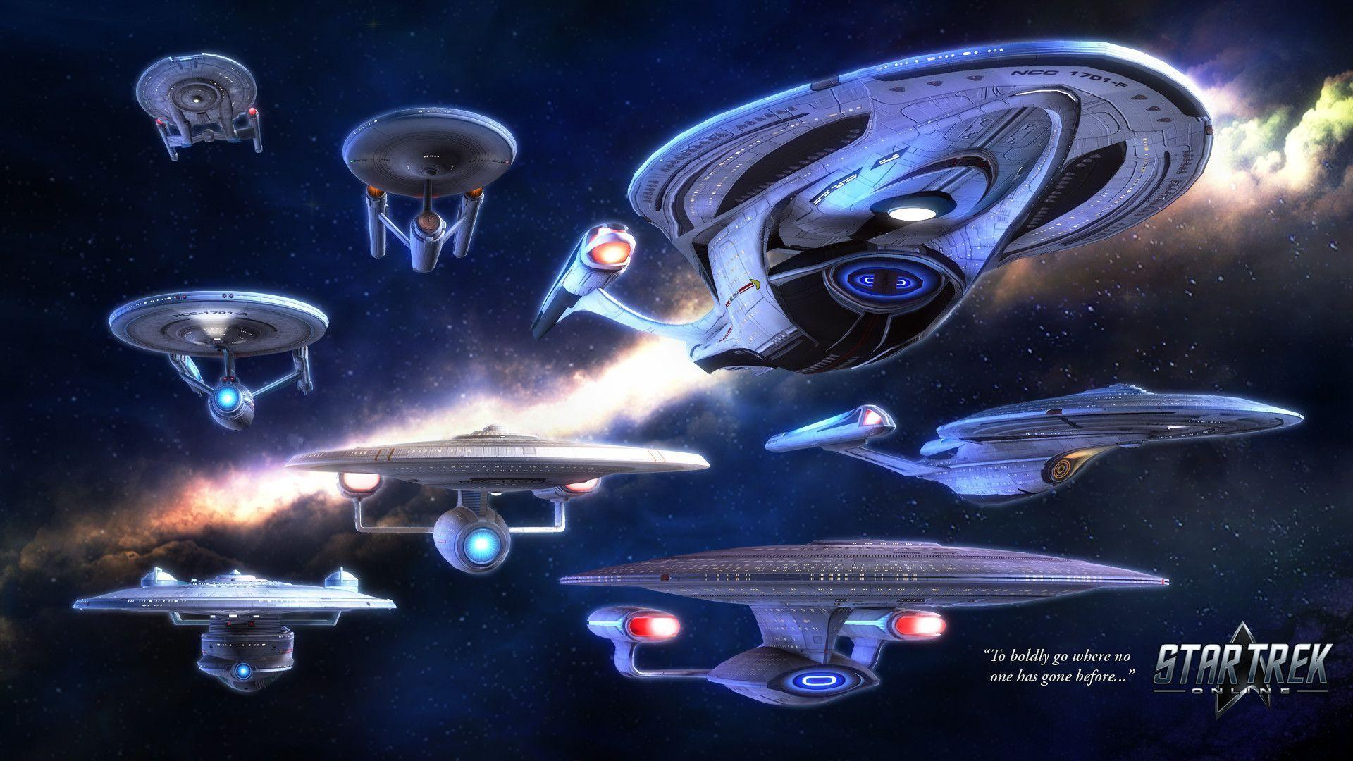 Ready Room Star Trek Online