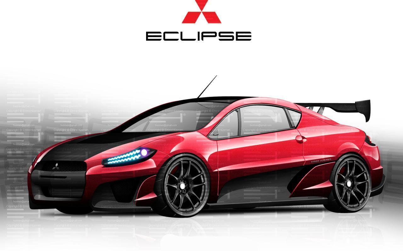 Mitsubishi Eclipse Wallpapers Wallpaper Cave