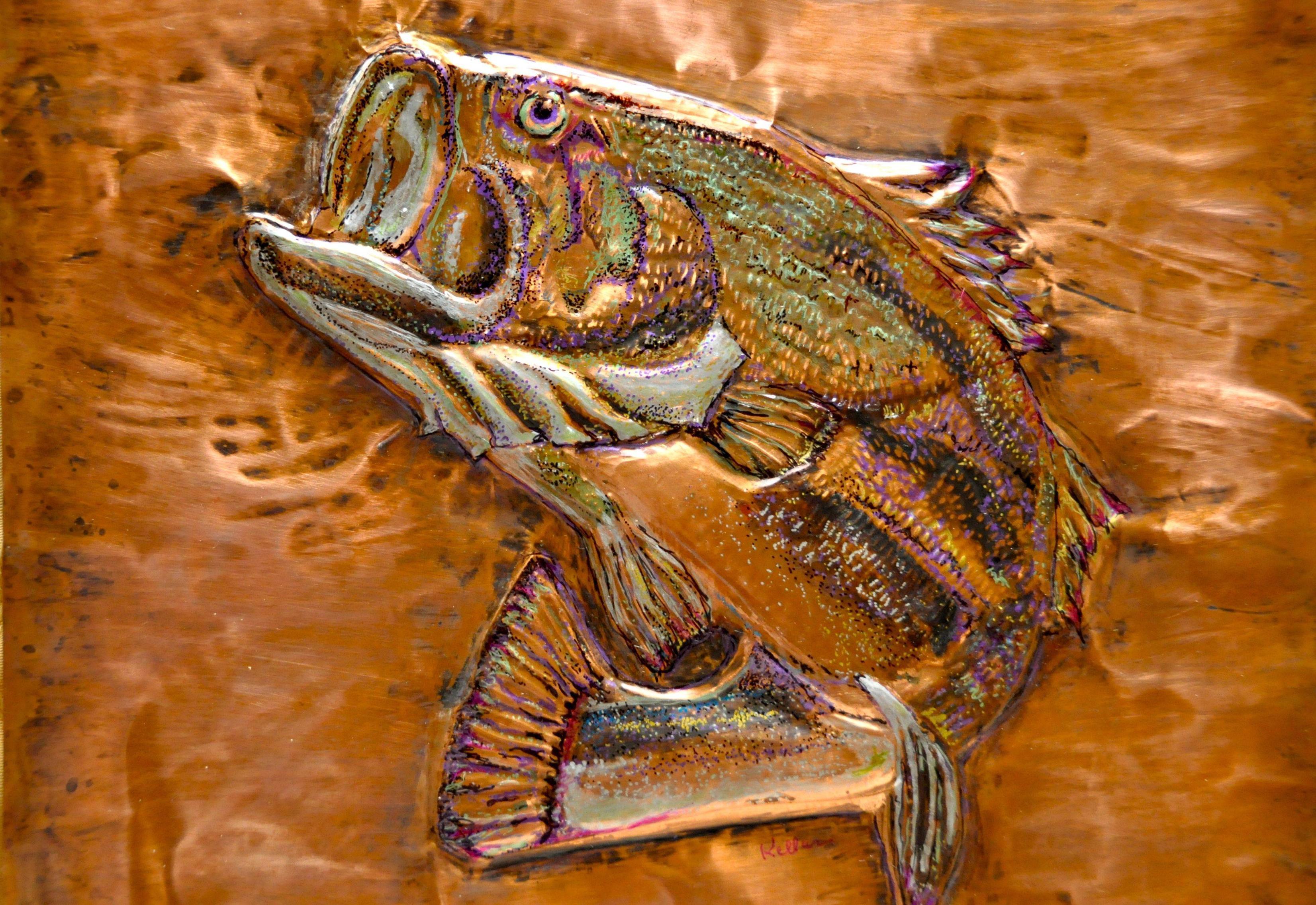 largemouth bass wallpaper - photo #33