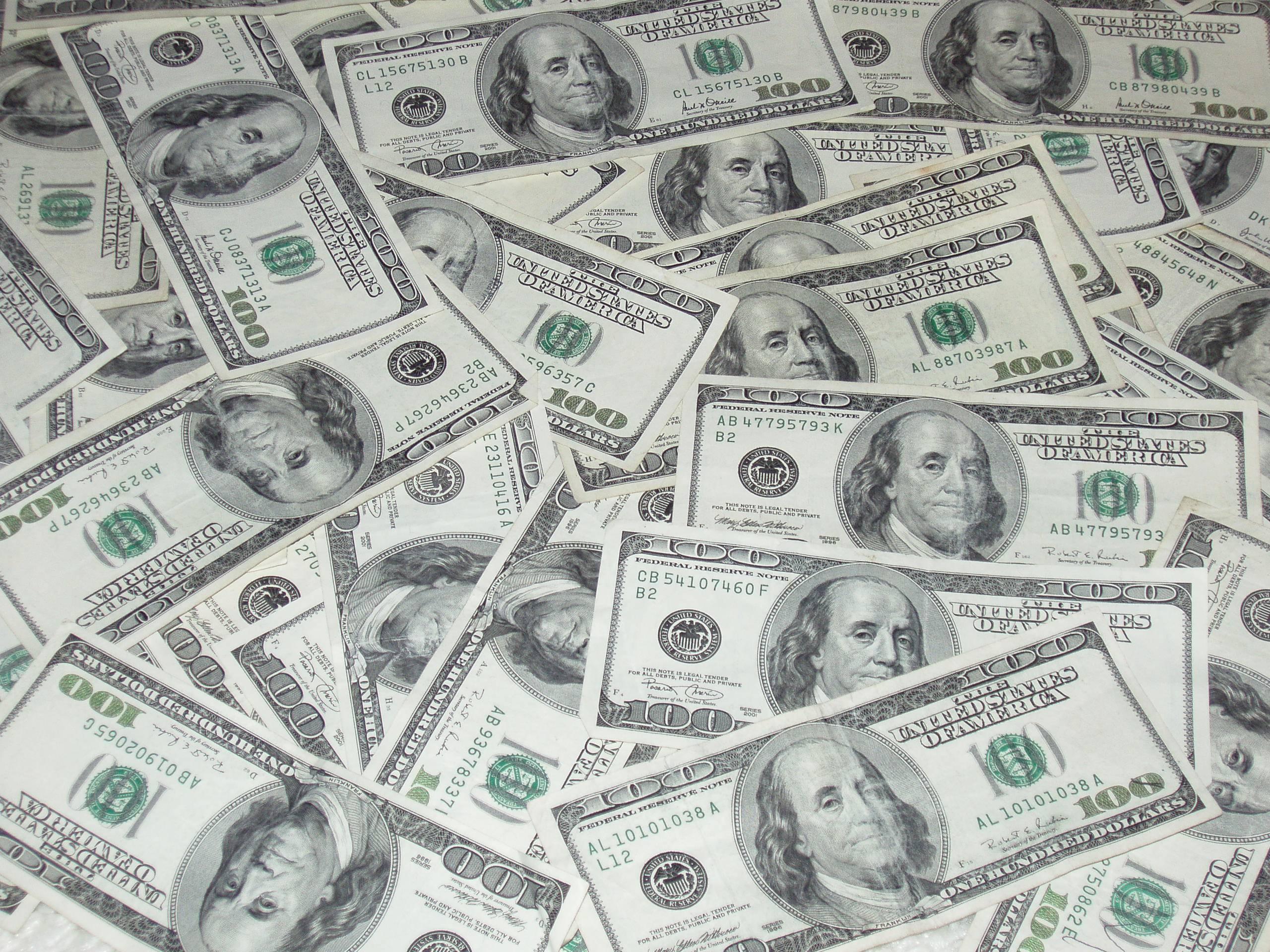 Download New 100 Dollar Bill Wallpaper Gallery