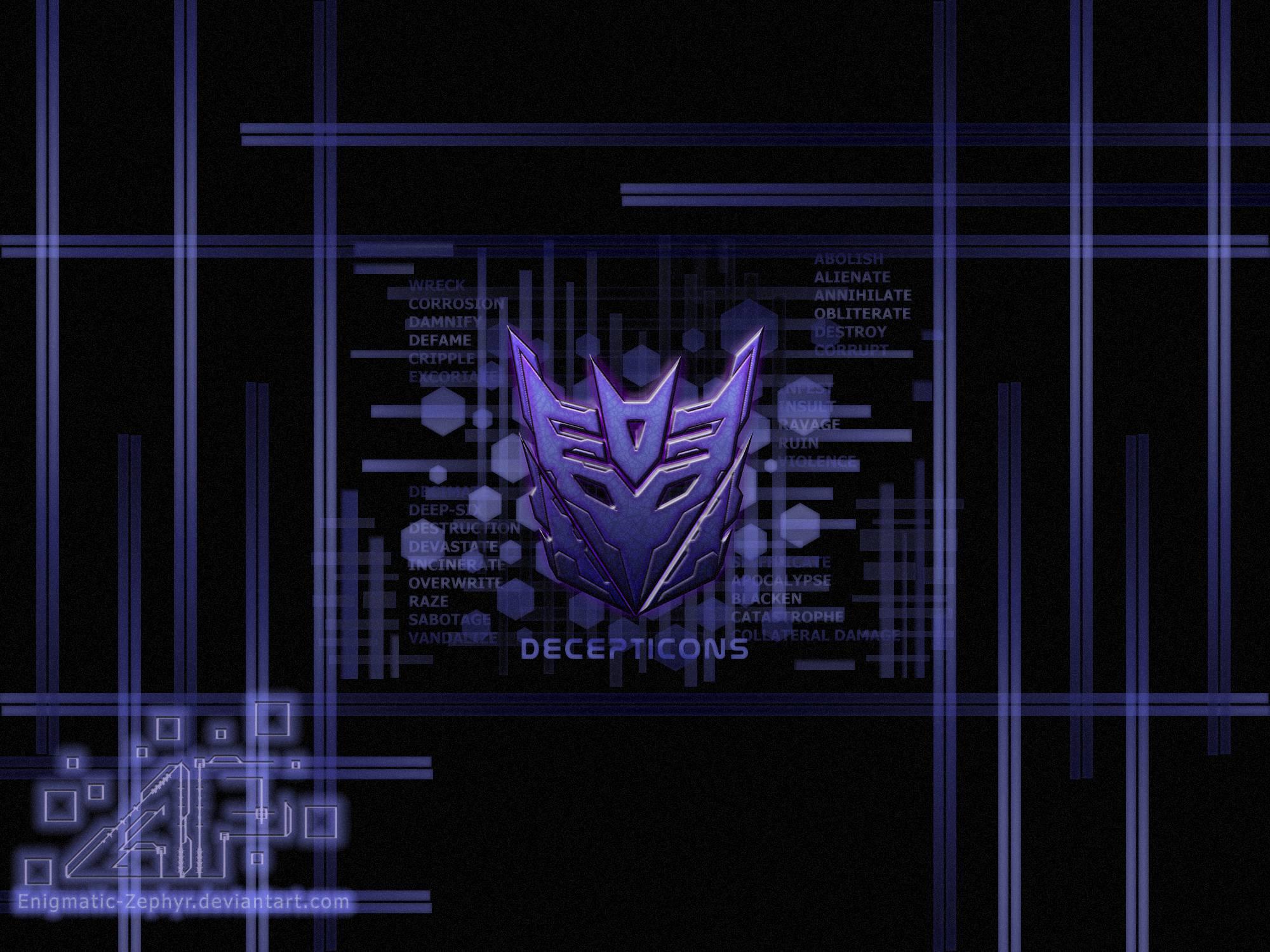Decepticon emblem II by Balsavor.deviantart.com on @deviantART ...