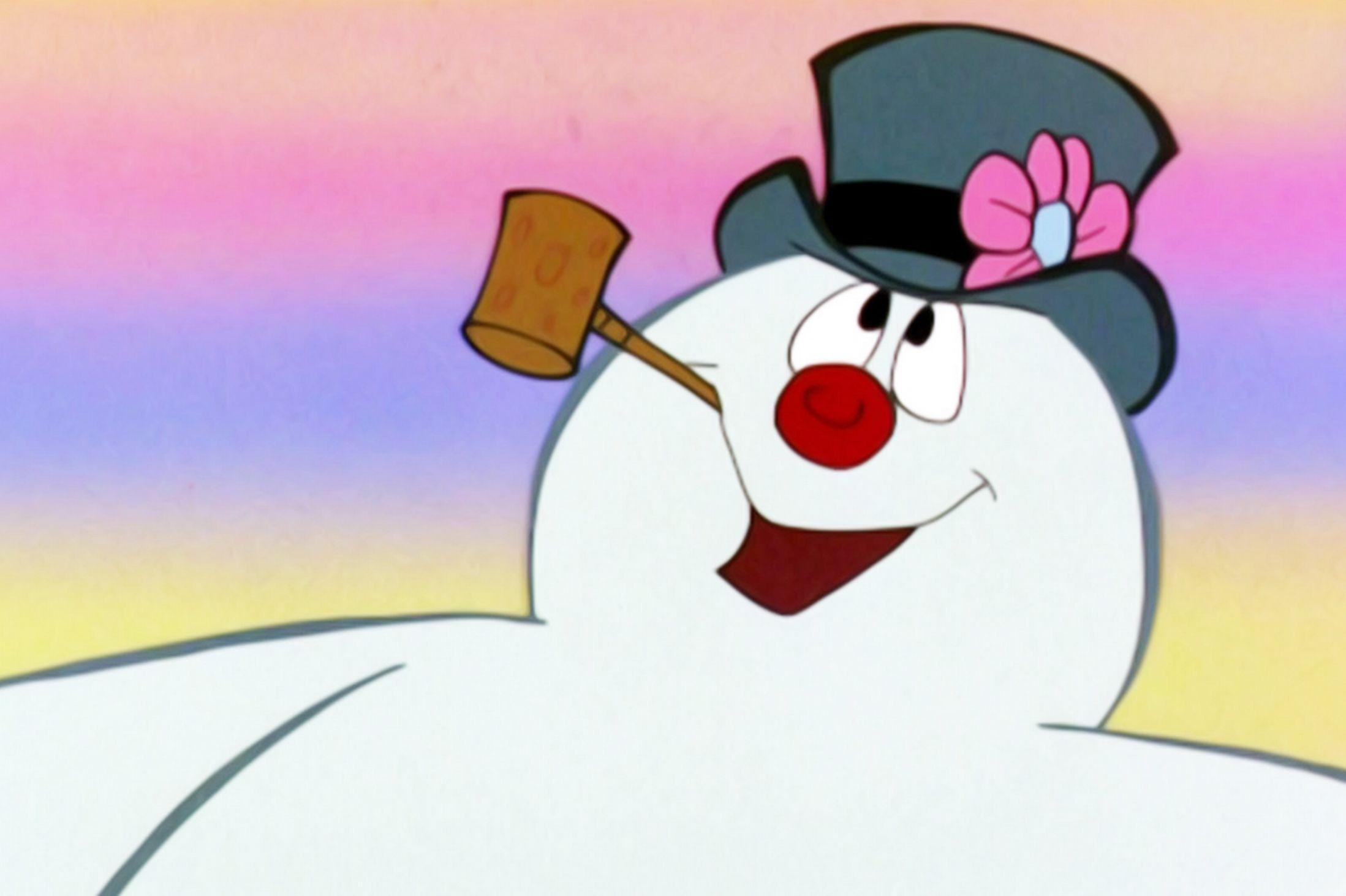 Image For > Frosty The Snowman