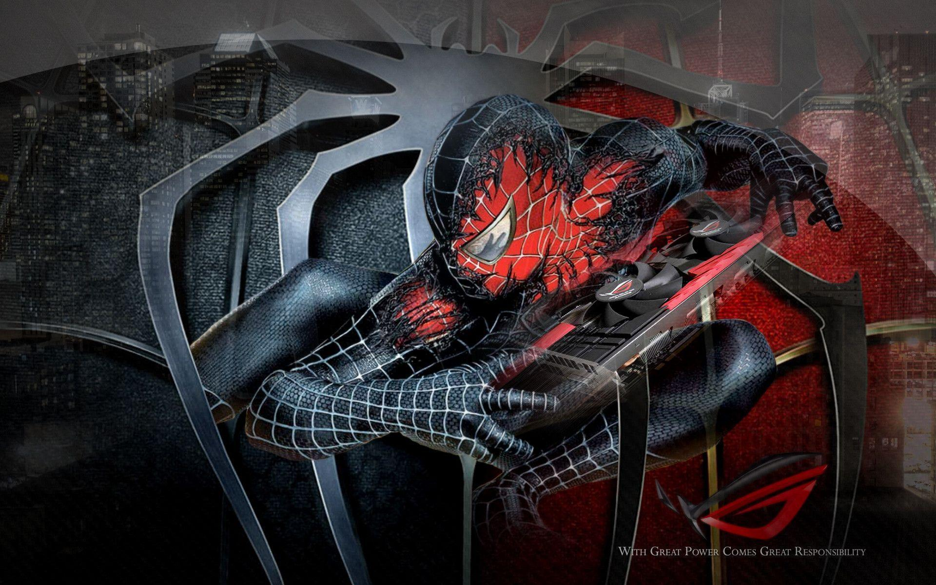 10 Top Spider Man 2099 Wallpaper Full Hd 1080p For Pc Desktop: Asus Republic Of Gamers Wallpapers