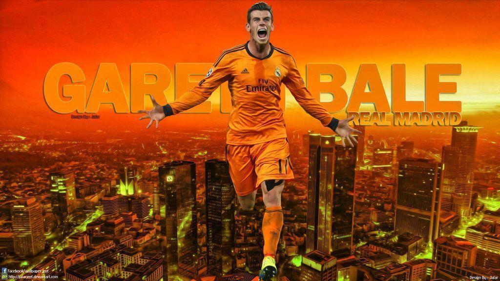 Gareth Bale Real Madrid Wallpaper by jafarjeef on DeviantArt