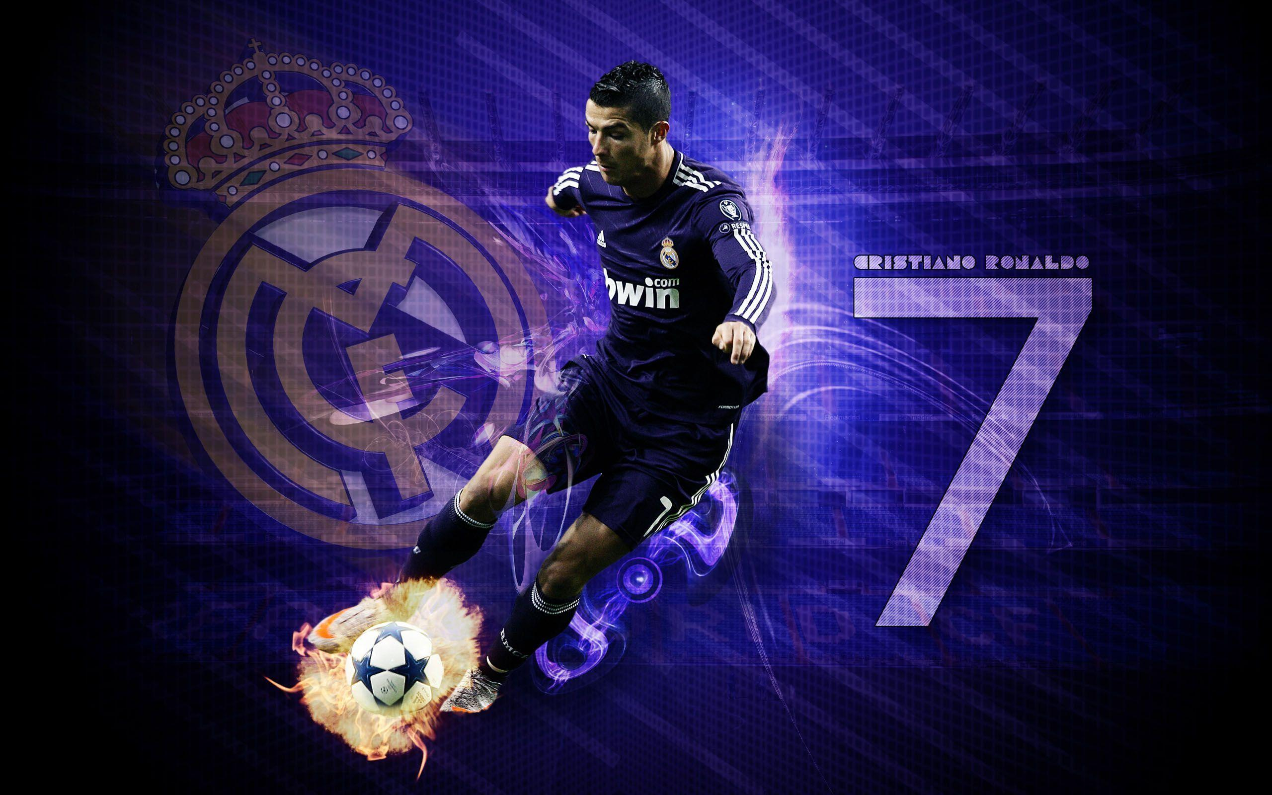 Best HD Ronaldo Real Madrid Wallpaper | High Definition Wallpaper ...
