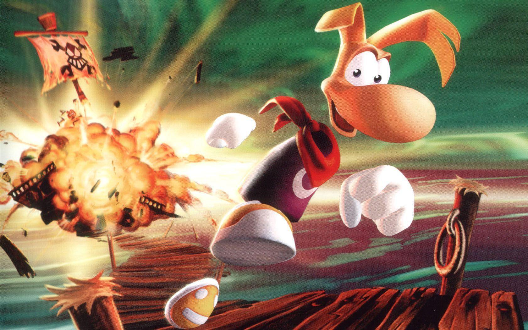 Download Rayman Wallpapers 1680x1050