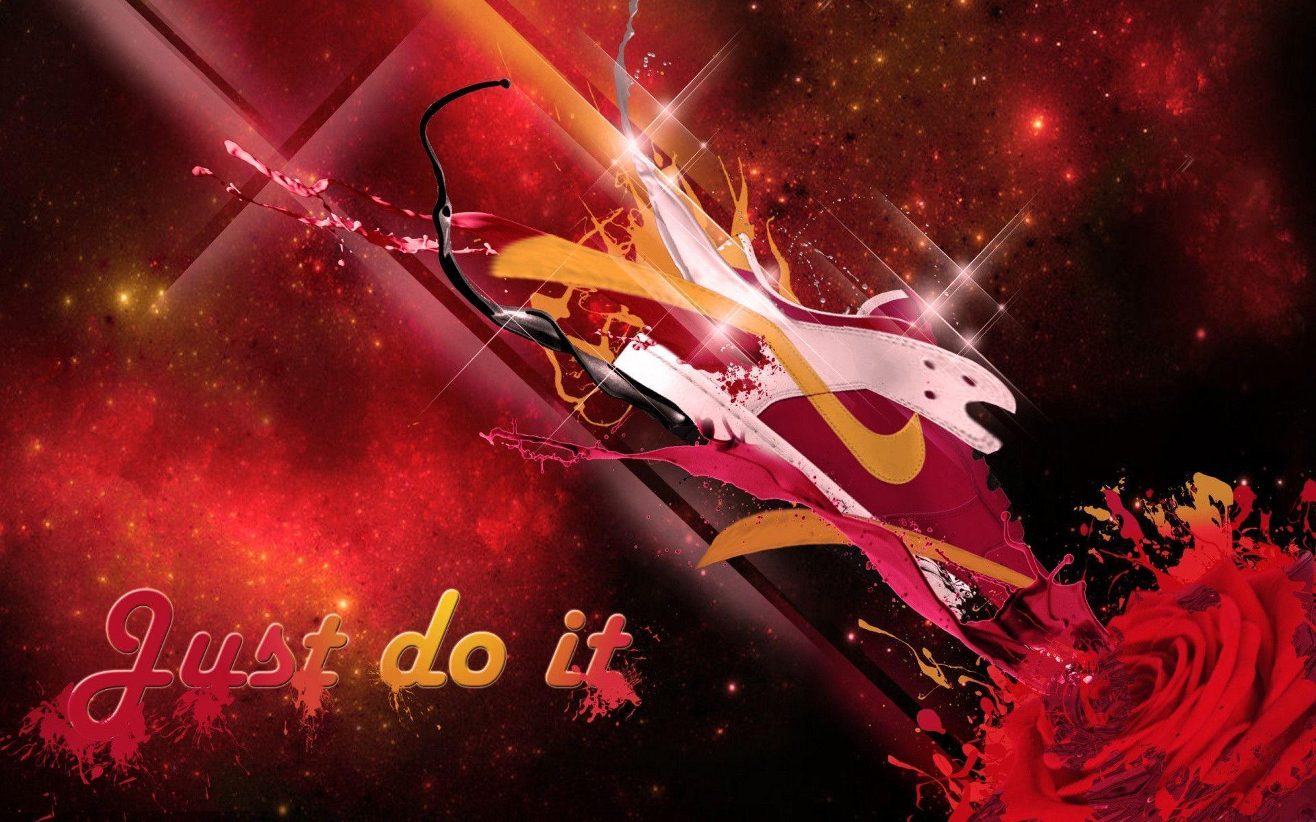 Wallpapers For > Nike Wallpaper Just Do It