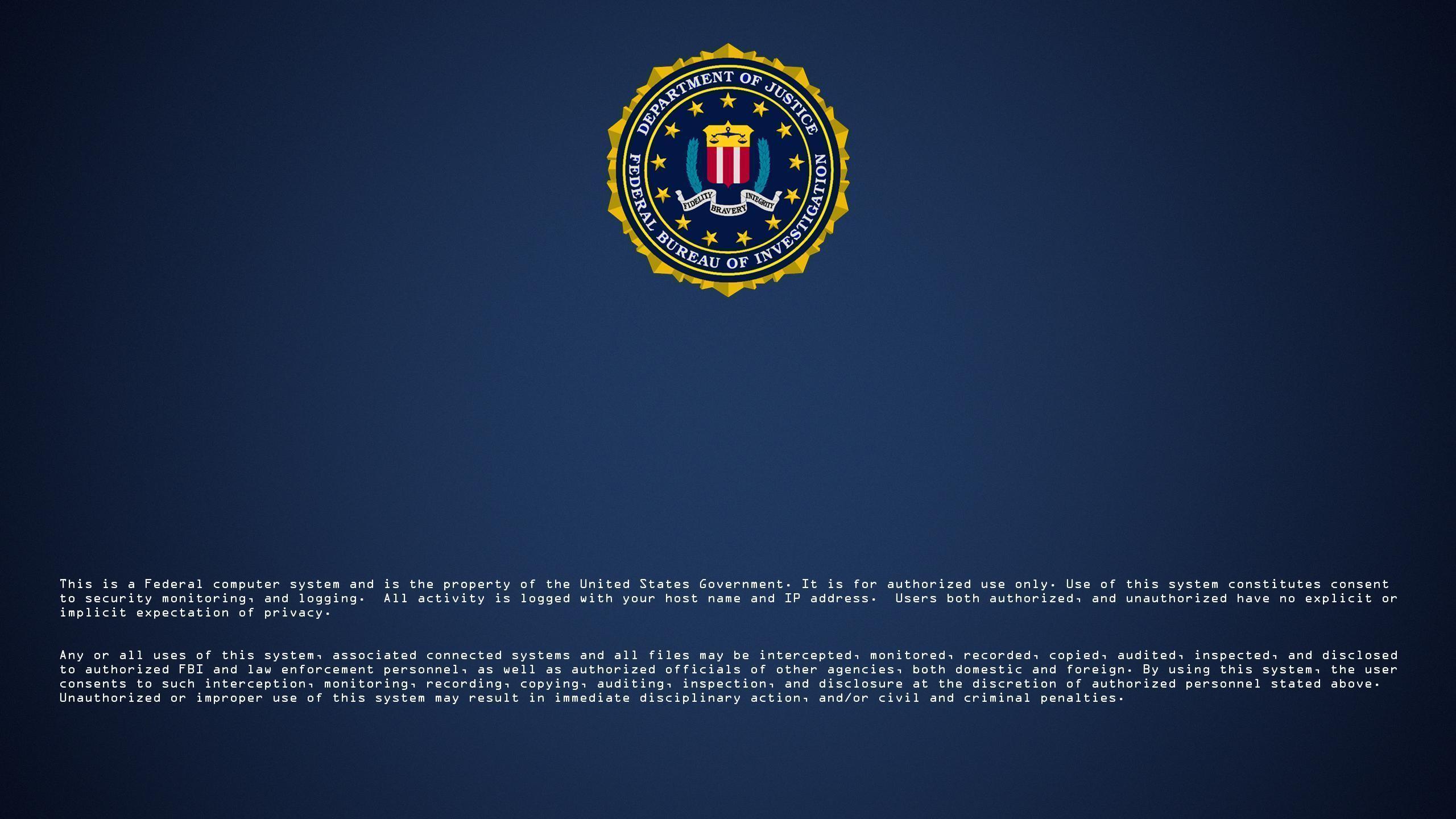 fbi screensaver related keywords - photo #7
