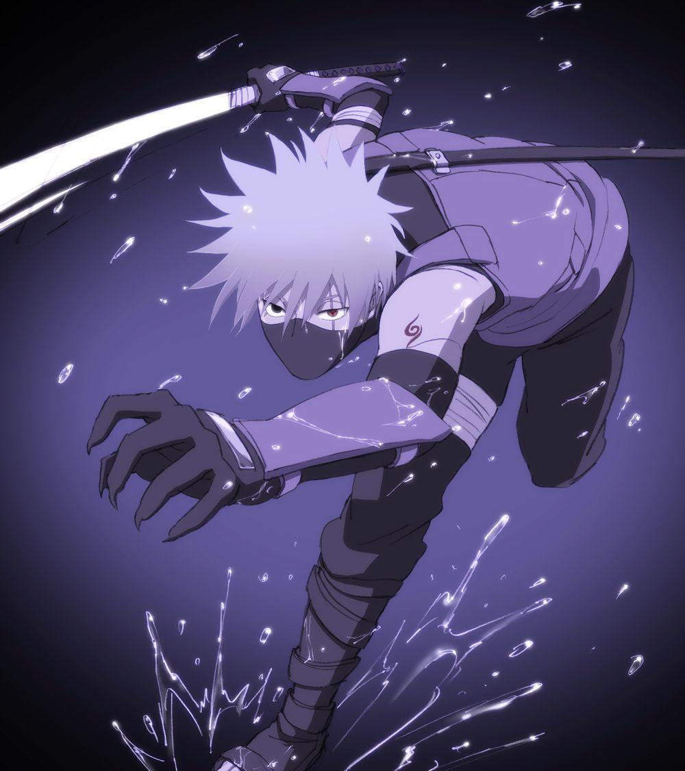 Kakashi Hatake Anbu Wallpapers - Wallpaper Cave