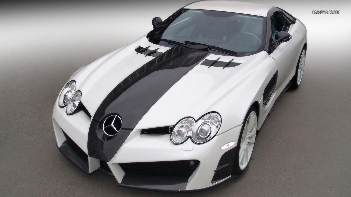 Mercedes-Benz SLR McLaren Wallpapers - Wallpaper Cave