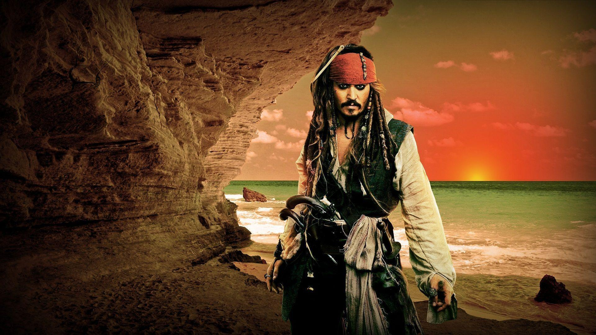 Jack Sparrow Hd Wallpaper HD