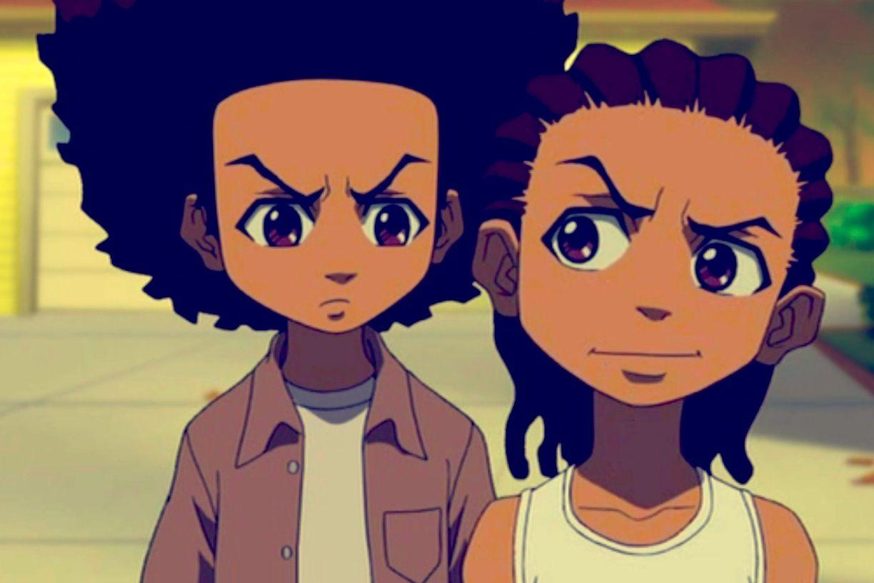 Images of nude girls from the boondocks — pic 6
