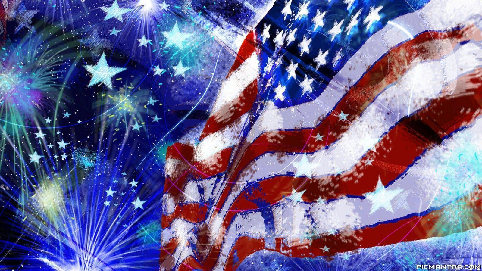 4th Of July Wallpapers 24372 Full HD Wallpaper Desktop - Res ...