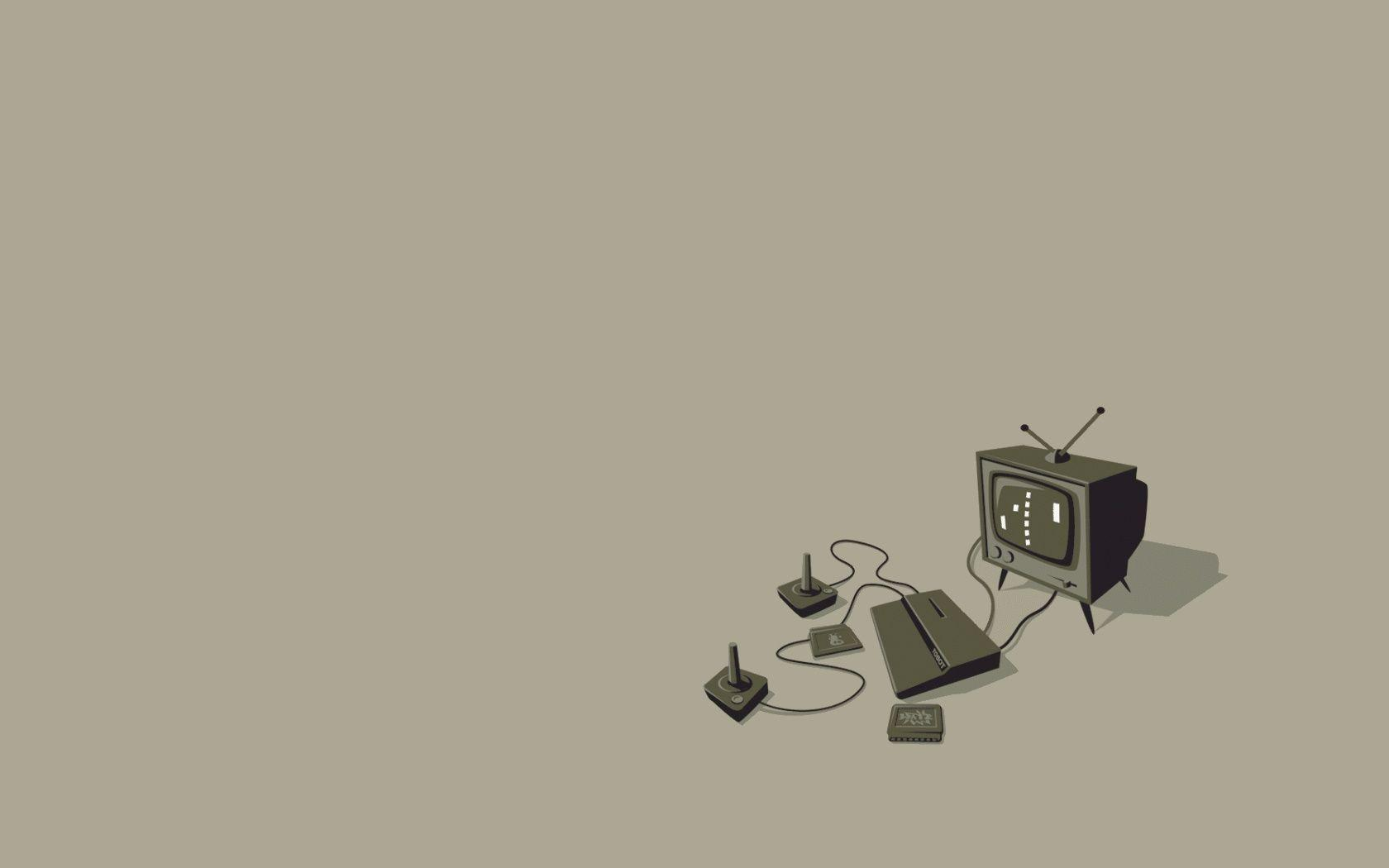 retro game console wallpaper - photo #21