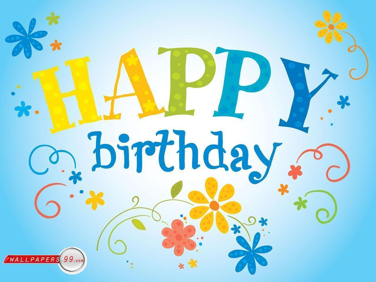 Happy Birthday Wallpapers Free - Wallpaper Cave