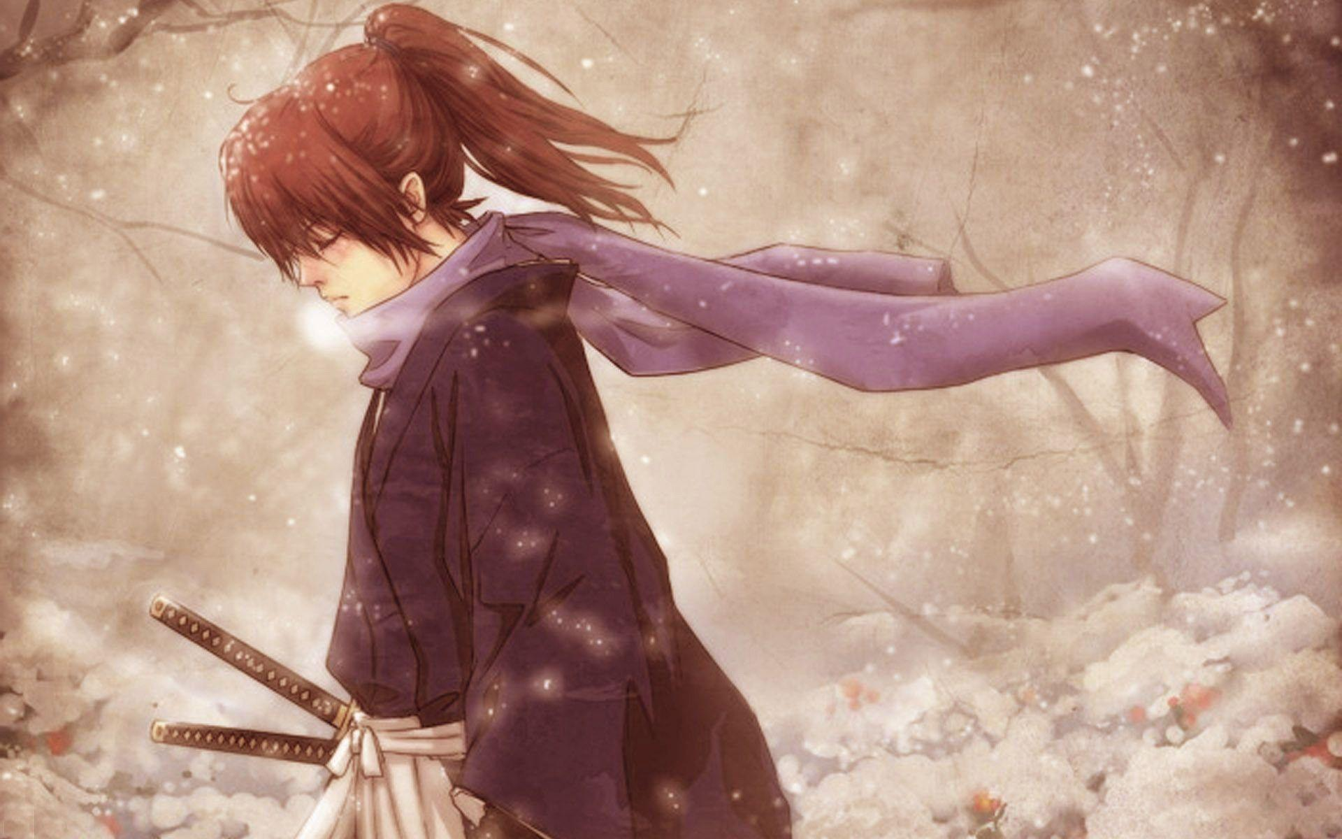 Kenshin Wallpapers Wallpaper Cave