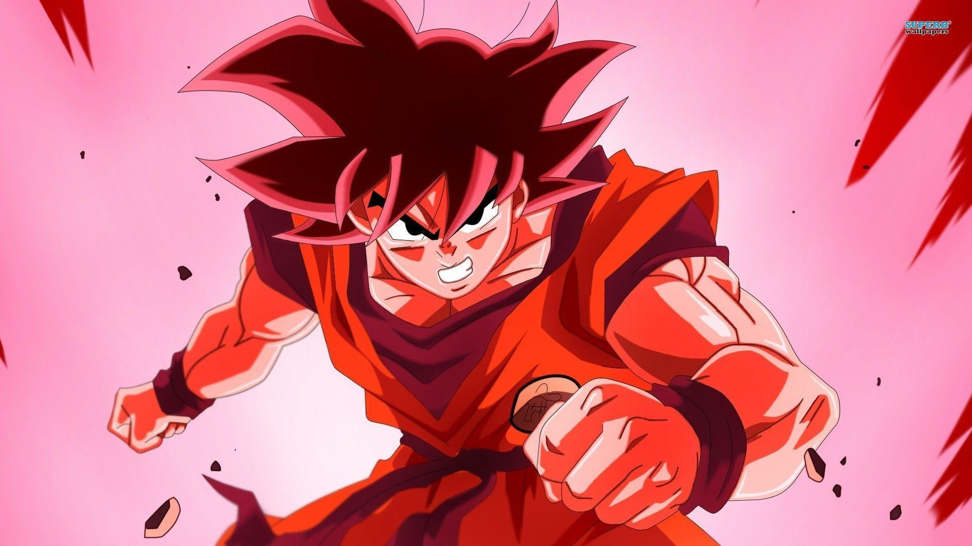 Goku* - Dragon Ball Z Wallpaper (35546698) - Fanpop
